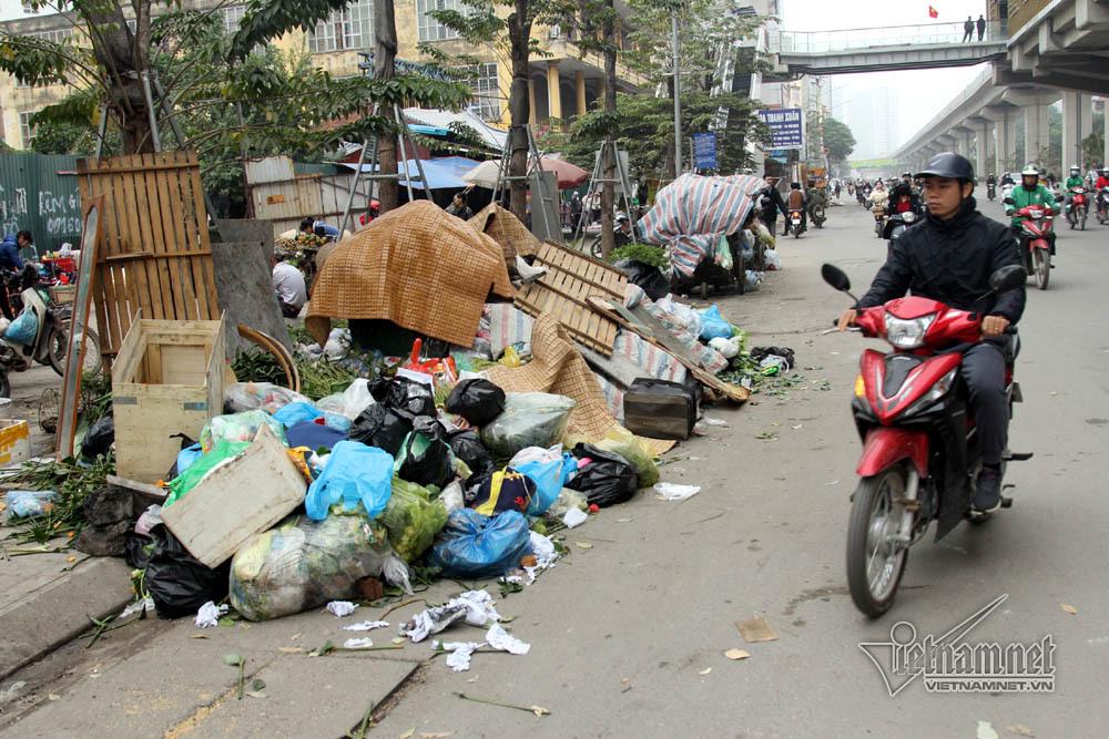 bãi rác Nam Sơn,rác thải,Hà Nội,ô nhiễm,ô nhiễm môi trường