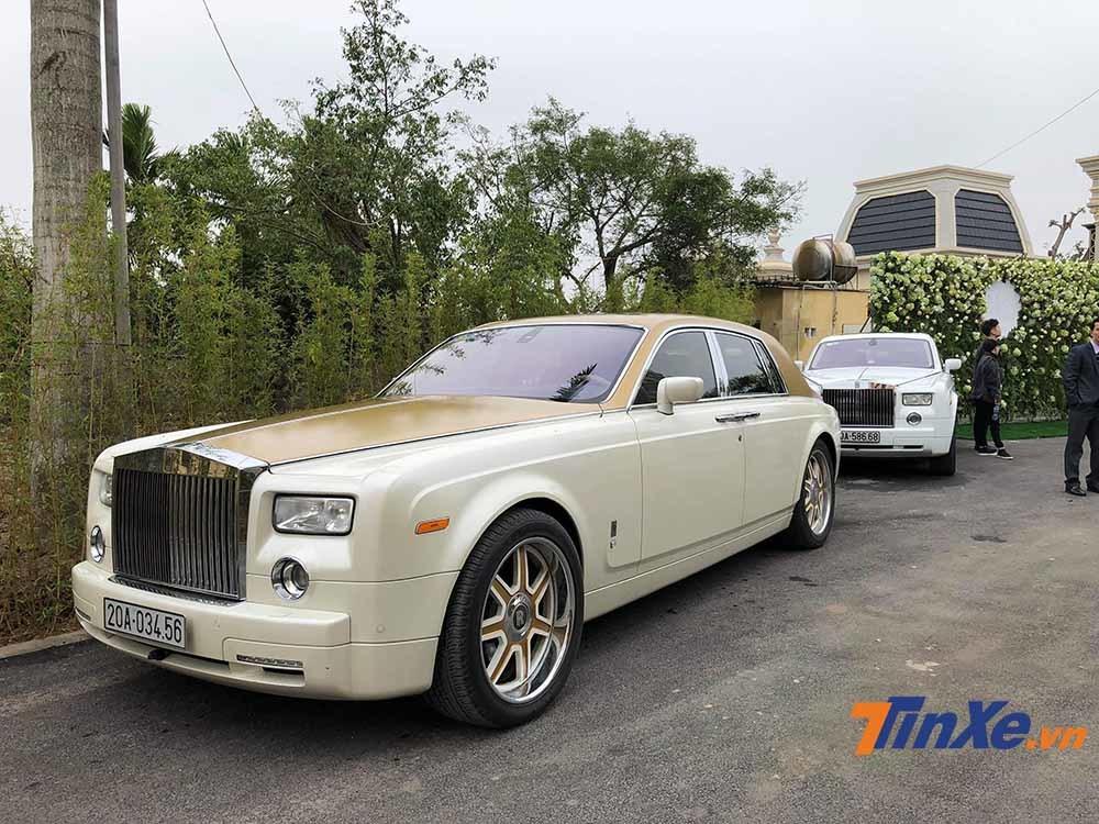 Rolls-Royce Phantom,biển số đẹp,siêu xe