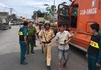 Nhiều tài xế container ở Sài Gòn 'phê' ma túy, dùng bằng giả