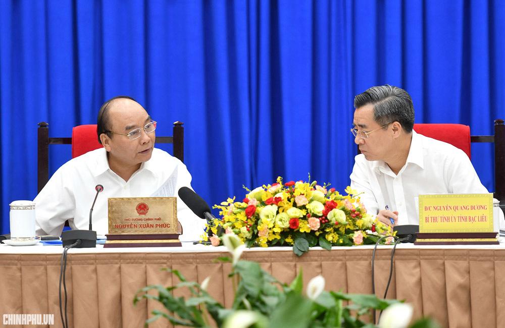 Thủ tướng ủng hộ dự án 'tỷ đô' để Bạc Liêu bứt phá