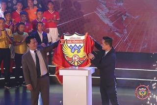 """""""Mourinho Việt Nam"""" tuyên bố đưa Hồng Lĩnh Hà Tĩnh lên V-League"""
