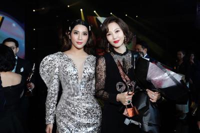 Yan My hội ngộ diễn viên Kim Nam Joo tại Malaysia