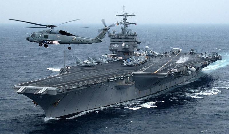 hàng không mẫu hạm,tàu sân bay,hải quân Mỹ,USS Enterprise,tai nạn thảm khốc