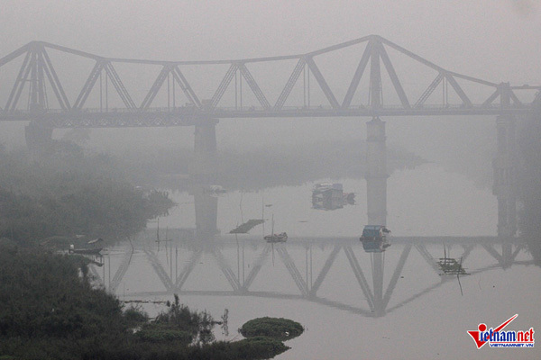 Dự báo thời tiết 14/1: Hà Nội sương mù, sắp đón đợt rét mới