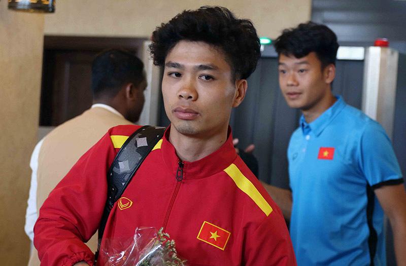 Tuyển Việt Nam đổi đại bản doanh, nhận tin vui trước trận gặp Yemen