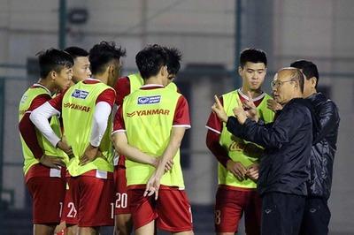 Tuyển Việt Nam đấu Yemen: Thầy Park chọn ai thay Duy Mạnh?