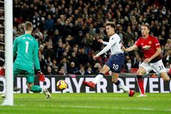De Gea bắt xuất thần, MU đánh gục Tottenham