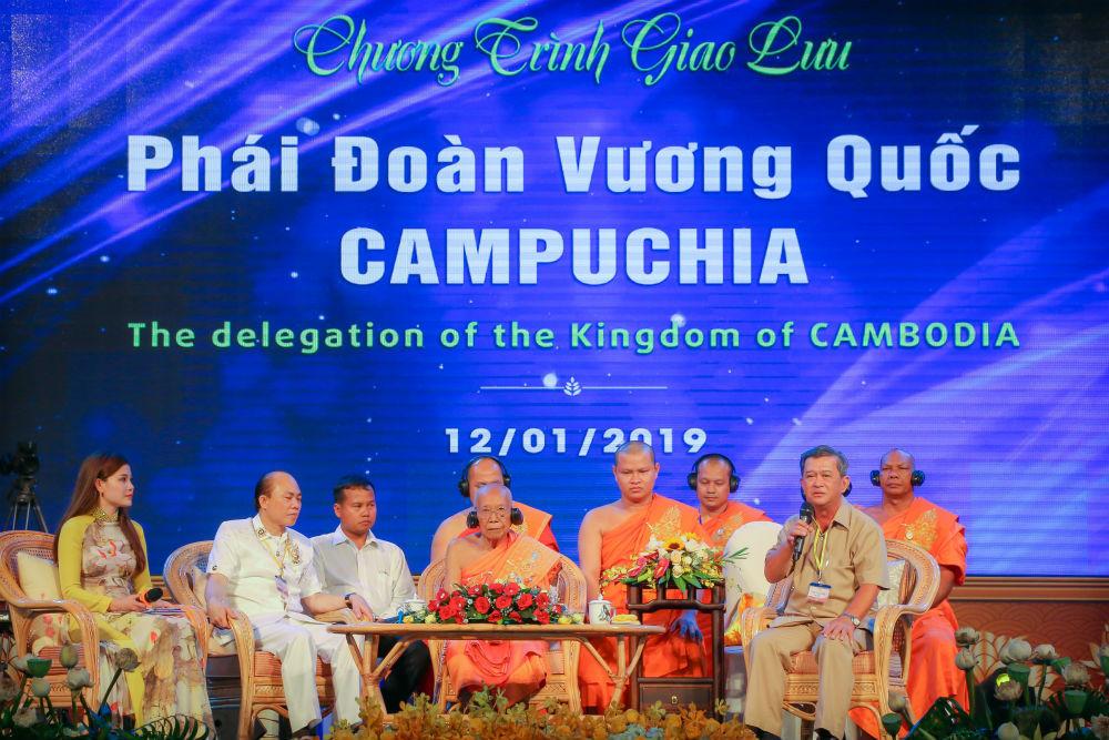 35.000 người dự đại lễ Phật thành đạo