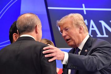 Ông Trump thẳng thừng 'dọa' Thổ Nhĩ Kỳ