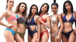 Dàn thí sinh Miss Intercontinental khoe dáng nóng nỏng với bikini