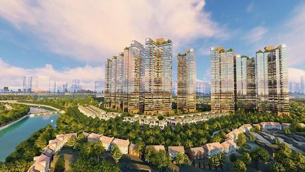 Gần 2.000 khách dự Lễ công bố dự án Sunshine City Sài Gòn