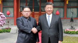 Rộ tin về thời điểm ông Tập sang thăm Triều Tiên
