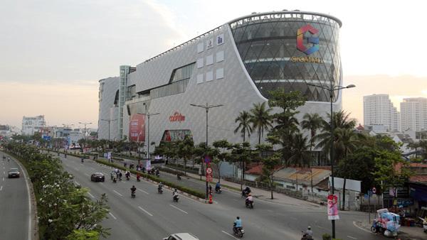Khai trương trung tâm thương mại Gigamall