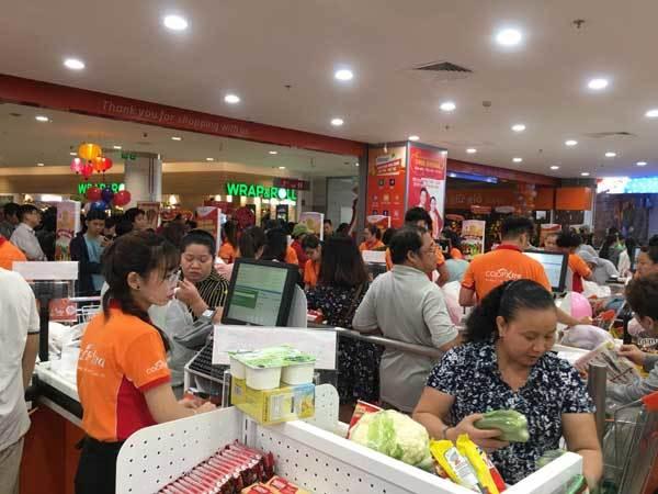Khai trương trung tâm thương mại Sense City Phạm Văn Đồng