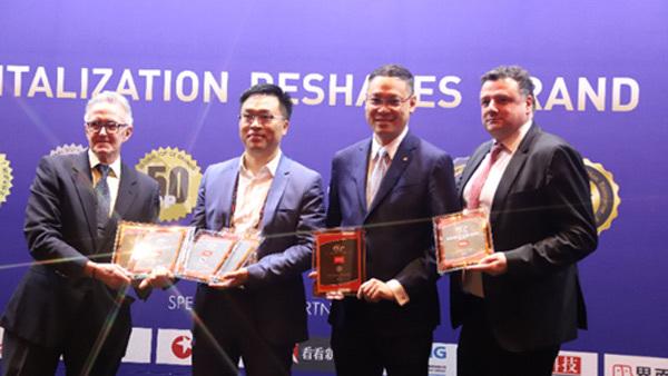 TCL X10 nhận giải thưởng TV 8K uy tín tại CES 2019