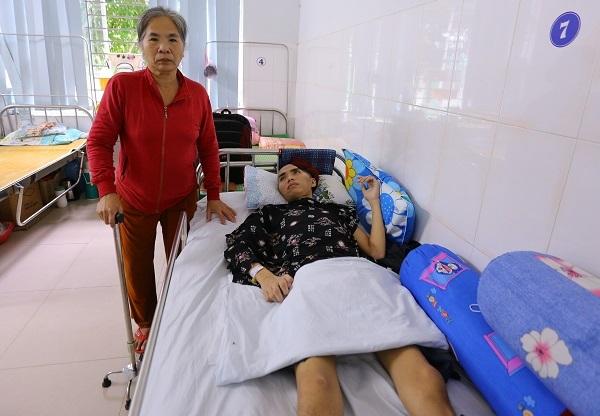 hoàn cảnh khó khăn,tai nạn giao thông,bệnh hiểm nghèo,từ thiện vietnamnet