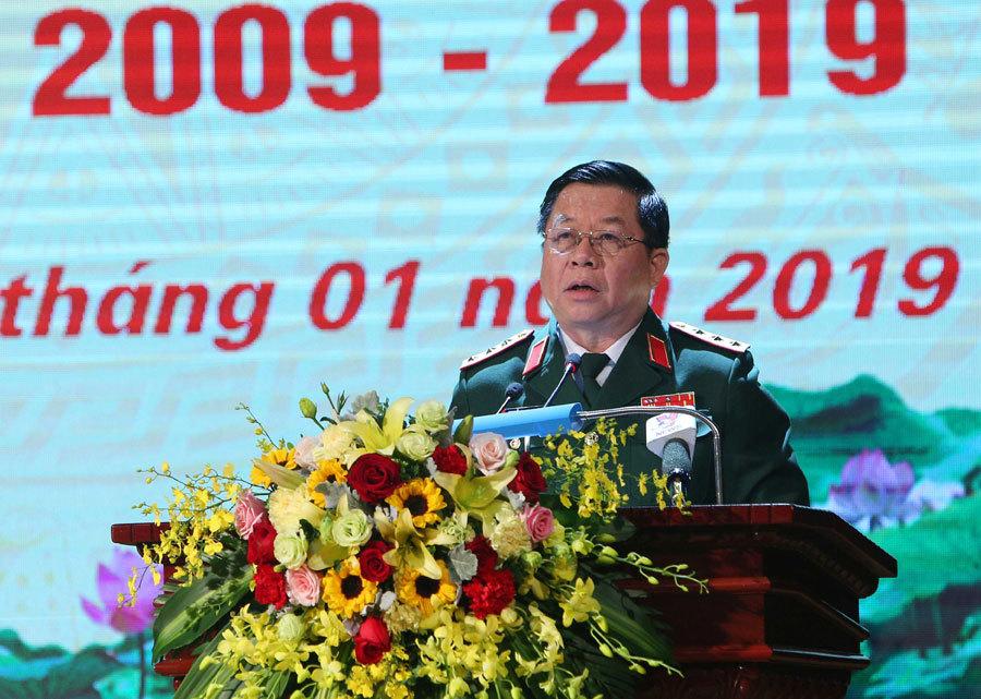 Chủ tịch QH: Biên cương, bờ cõi của Tổ quốc là bất khả xâm phạm