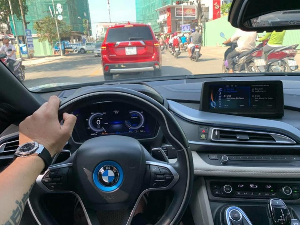 Số phận bạc bẽo của siêu xe BMW 9 tỷ ở Việt Nam