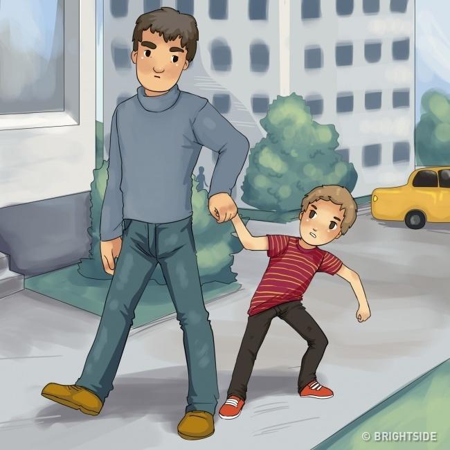 Dạy con nhận ra dấu hiệu của kẻ bắt cóc trẻ em
