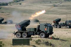 Những hệ thống pháo phản lực bắn loạt uy lực nhất NATO