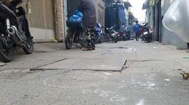 Bé gái 2 tuổi bị xe tải lùi cán chết ở Sài Gòn
