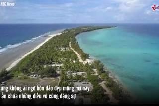 Đảo thiên đường hóa mảnh đất chết chóc