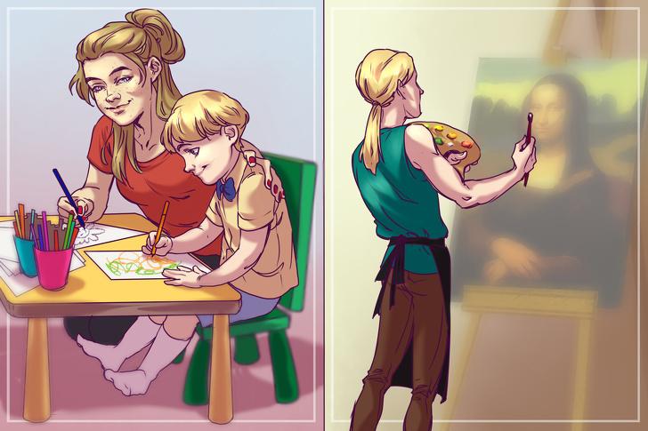 dạy con,Kỹ năng sống