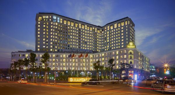Apec Group bắt tay các 'ông lớn' quản lý khách sạn quốc tế