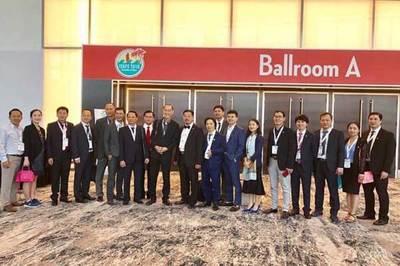 BS Việt dự hội thảo thẩm mỹ lớn nhất tại Mỹ