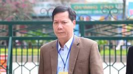 Vụ chạy thận 9 người chết: Cựu giám đốc bệnh viện đau đớn trước tòa