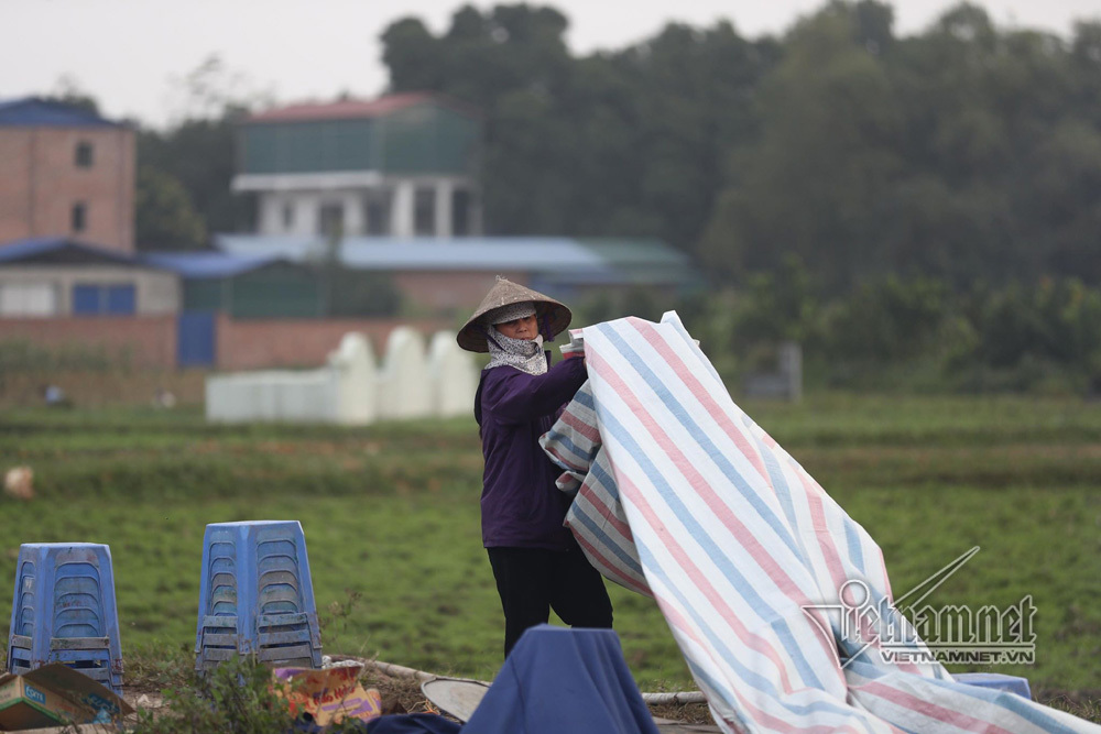 Hà Nội,Ô Nhiễm,Ô Nhiễm Môi Trường,Bãi Rác,Nam Sơn,Rác Thải