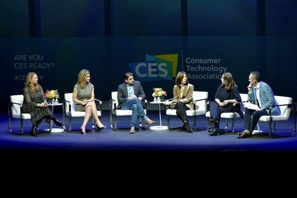 CES 2019: Trí tuệ nhân tạo và 5G định hình tương lai