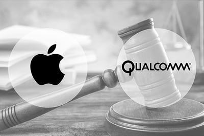 Đây là lý do Qualcomm kiện Apple khắp nơi