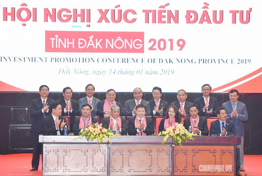 Thủ tướng đề nghị Đắk Nông quát triệt 3 câu hỏi trước khi sản xuất