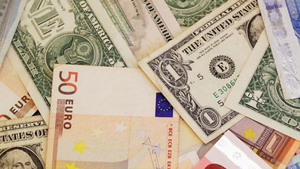 Tỷ giá ngoại tệ ngày 17/1: USD tăng vọt, euro tụt giảm