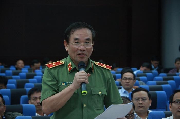 Giám đốc Công an Đà Nẵng thông tin vụ ôm mìn đi cướp giữa ban ngày