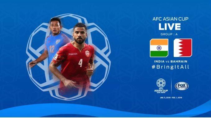 Ấn Độ 0-0 Bahrain: Chiến đấu vì vé đi tiếp (H1)