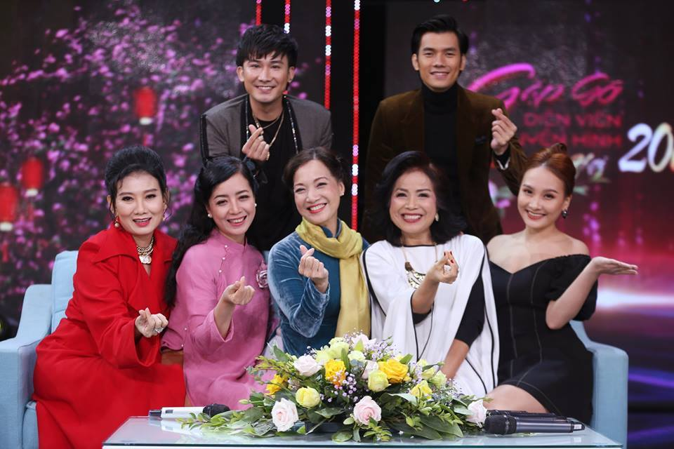 Phương Oanh,Thu Quỳnh,Thanh Hương,Doãn Quốc Đam,Việt Anh,Hồng Đăng