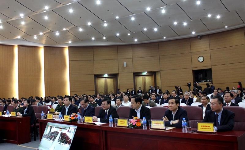 4 huyện HoÃi Đức, Thanh Trì, Đông Anh, Gia Lâm được đề nghị thÃnh quận