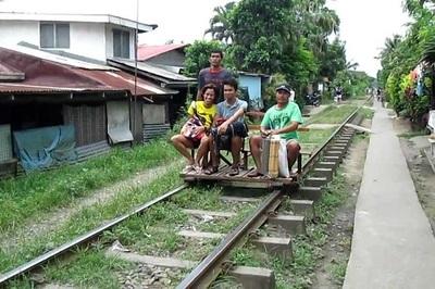 Kiểu di chuyển nguy hiểm số một được dân Philippines chuộng