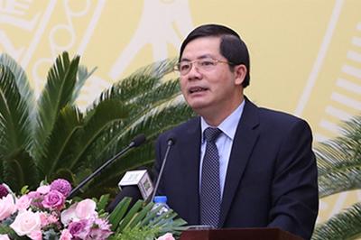 4 huyện Hoài Đức, Thanh Trì, Đông Anh, Gia Lâm được đề nghị thành quận