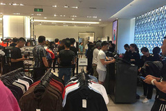 Foreign brands dominate Vietnam's fashion market
