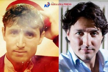 Nam ca sĩ nổi đình đám nhờ giống Thủ tướng Canada