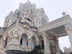 Lâu đài của đại gia Nam Định có con gái đeo vàng trĩu cổ ngày cưới