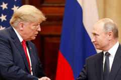 Các cuộc họp kín Trump-Putin và 'Cơn đau đầu' của Quốc hội Mỹ