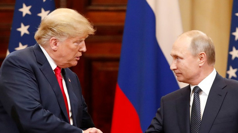 Mỹ,Nga,Donald Trump,Vladimir Putin,phiên dịch viên