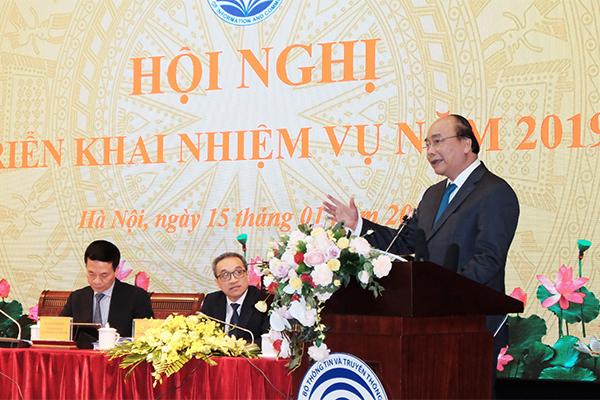 Việt Nam phải phát triển công nghiệp ICT, tăng 15 bậc về CPĐT