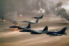 Ngày này năm xưa: Chiến tranh Vùng Vịnh bùng nổ