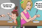 Mẹo dạy con bướng bỉnh không cần đòn roi
