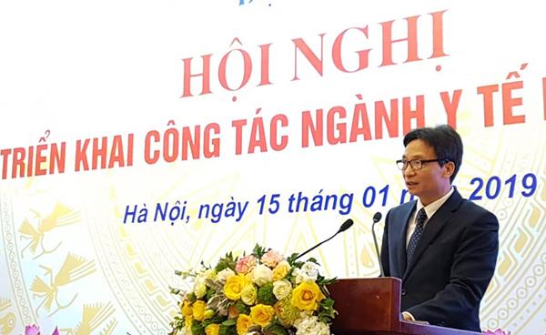 Bộ trưởng Y tế,Nguyễn Thị Kim Tiến,tinh giản biên chế,khám chữa bệnh